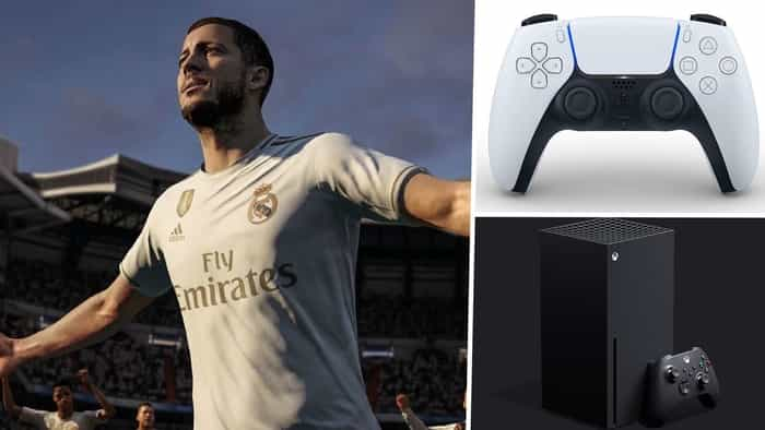 Fifa 21 no PS5 e Xbox Series X
